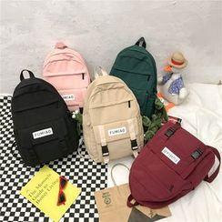 Mulgam - Nylon Lettering Backpack