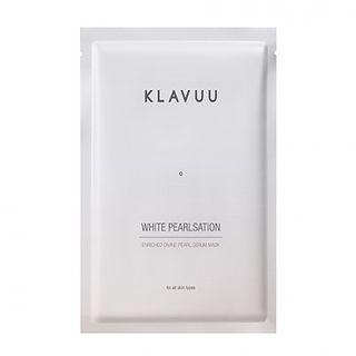 KLAVUU - White Pearlsation Enriched Divine Pearl Serum Mask