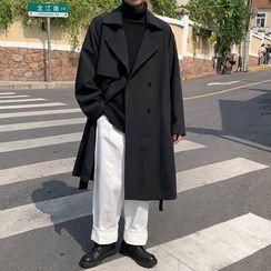 Dandyluxe - Plain Tie Waist Coat