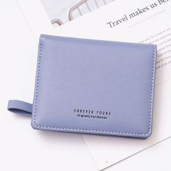 tablarosa - Faux Leather Card Holder