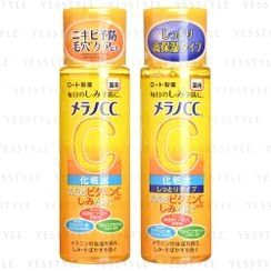Rohto Mentholatum - Melano CC Brightening Lotion 170ml - 2 Types