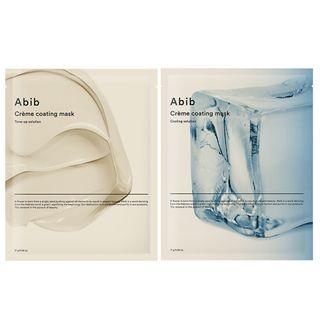 Abib - Creme Coating Mask - 2 Types
