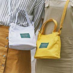 Anna Momo - Canvas Mini Crossbody Bag