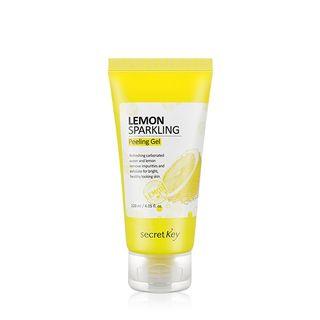 Secret Key - Lemon Sparkling Peeling Gel 120ml