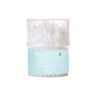 THE PLANT BASE - Natural Anti-bacterial Cotton Ball