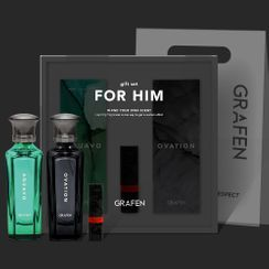 GRAFEN - Aquavo & Ovation Eau De Perfume Gift Set