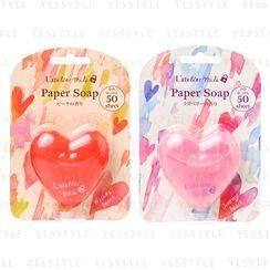CHARLEY - L'atelier Mila Paper Soap 50 pcs - 2 Types