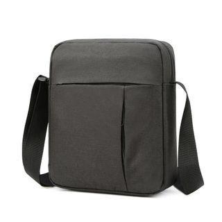 Endemica - Plain Zip Crossbody Bag