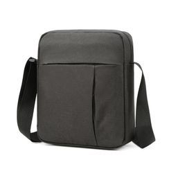 Endemica - Plain Zip Crossbody Bag