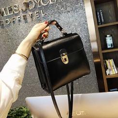 Yellowtail - Faux Leather Crossbody Bag