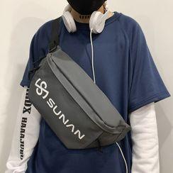 LEUCO - Lettering Lightweight Sling Bag