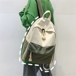 ZOOBAGS - Two Tone Backpack