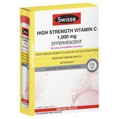 Swisse - High Strength Vitamin C