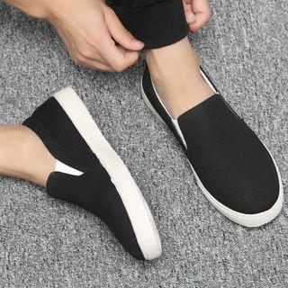 TYCOON - 純色便鞋
