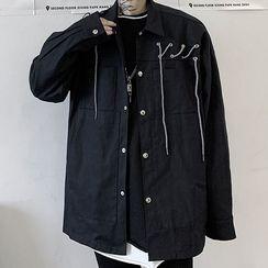 Bjorn - 钮扣外套