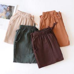 MelMount - Linen Lounge Pants