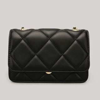 Flitero - Quilted Flap Crossbody Bag
