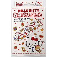 Skater - Hello Kitty Kids Plaster (Size M)