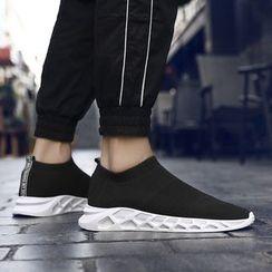 Bendion - 轻便袜子休閒鞋