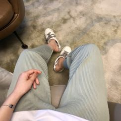 Clover Dream(クローバードリーム) - Maternity Pleated Pants