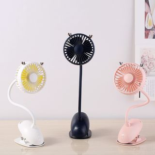 PIPPA - Rechargeable Clip-on Portable Fan