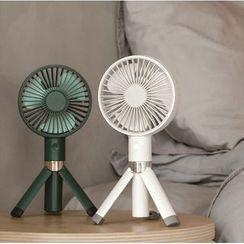 Nimbo - 可充電便攜式風扇連支架