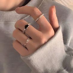 IFOUND - 三件套装: 戒指