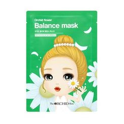 The ORCHID Skin(ザ オーキッドスキン) - Orchid Flower Balancing Mask 1pc