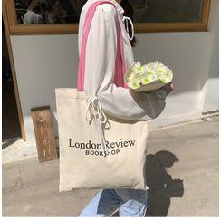 TangTangBags - Lettering Tote Bag