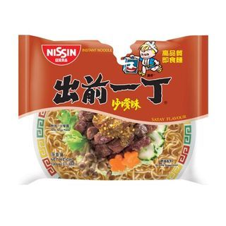 Nissin - Demae Iccho Classic Series Satay Flavour