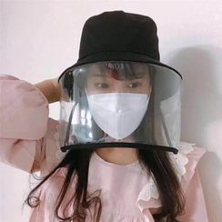 YYG - Transparent Panel Bucket Hat