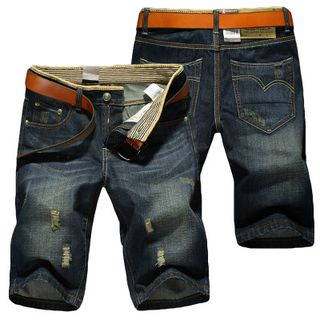 Sheck - Denim Shorts