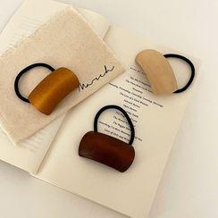 Yukami - Wooden Curve Hair Tie