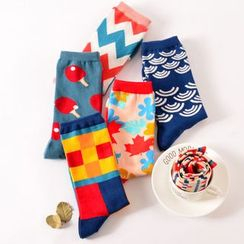 Shippo - 图案袜子