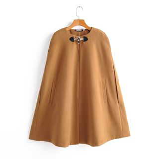 Dewewan - Toggle Cape Coat
