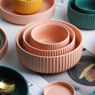 Chrysalis - Plain Ceramic Bowl