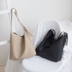 Seede - Faux Leather Tote Bag
