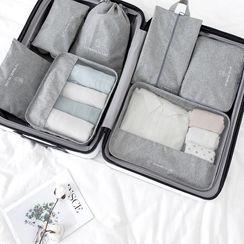 meiji blossom - 七件套裝: 旅行收納包