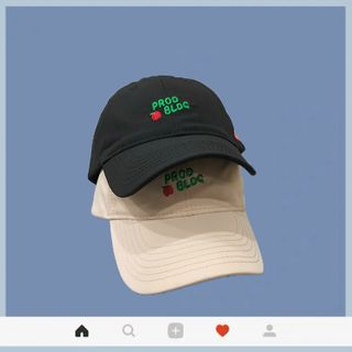 FROME - Embroidered Lettering  Cap