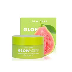 I DEW CARE - Glow-Key Brightening Vitamin C Eye Cream