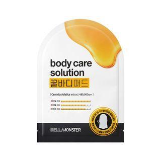 BELLAMONSTER - Body Care Solution Honey Body Pad
