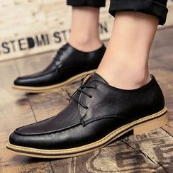WeWolf - Stitched Oxfords / Loafers