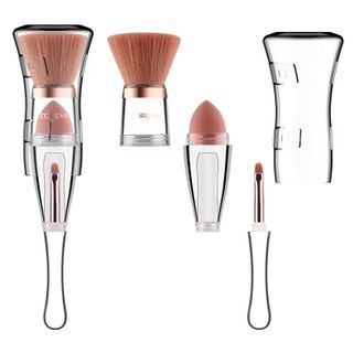 ZOREYA - 3 in 1 Makeup Brush