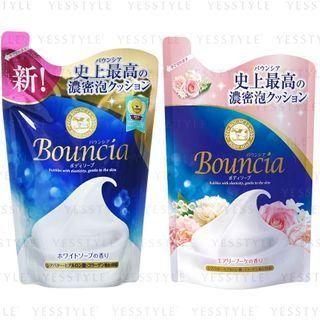 Cow Brand Soap - Bouncia Body Wash Refill 400ml - 2 Types