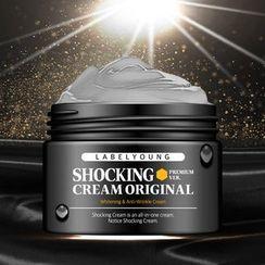 Label Young - Shocking Cream Original Premium Version 50g