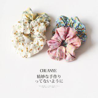 Kawano - Print Hair Tie / Set of 2