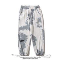 EOW - Tie Dye Harem Sweatpants