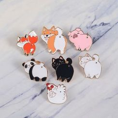KIITOS - Animal Pin