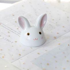 Heliotrope - 白兔小鏡子