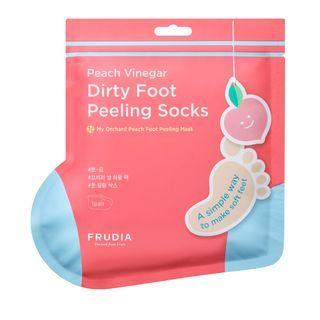 FRUDIA - My Orchard Peach Foot Peeling Mask
